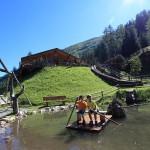 Spielplatz-Teich bei der Reitalm
