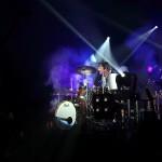 Fulminantes Schlagzeug-Solo