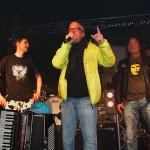 DJ Ötzi auf der Bühne der Lady-Skiwoche 2011