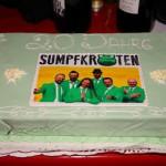 Zum Jubiläum gibts eine Torte