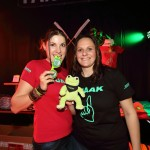 Mädels vom Sumpfkröten-Fanshop