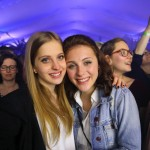 Partygäste der Sumpfkrötenparty in Großarl
