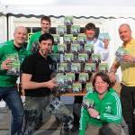 Samstag_700 CDs der Sumpfkröten