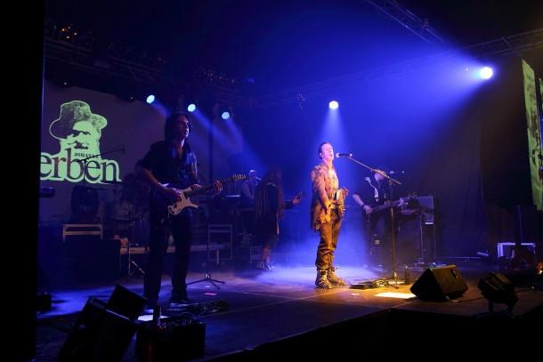Johanns Erben - erstmals live auf der Bühne - hier bei uns im Großarltal