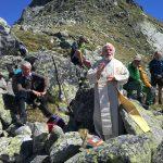 Bergmesse auf der Arlscharte