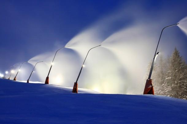 Schneeerzeugung Großarltal - Foto: Alois Prommegger