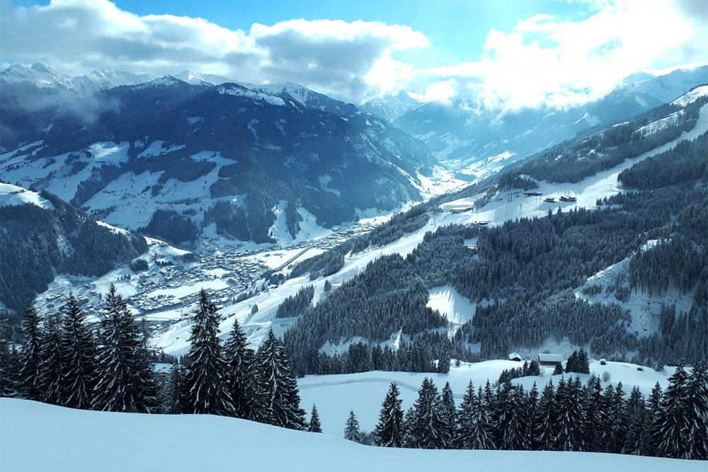 Schnupper Skitour