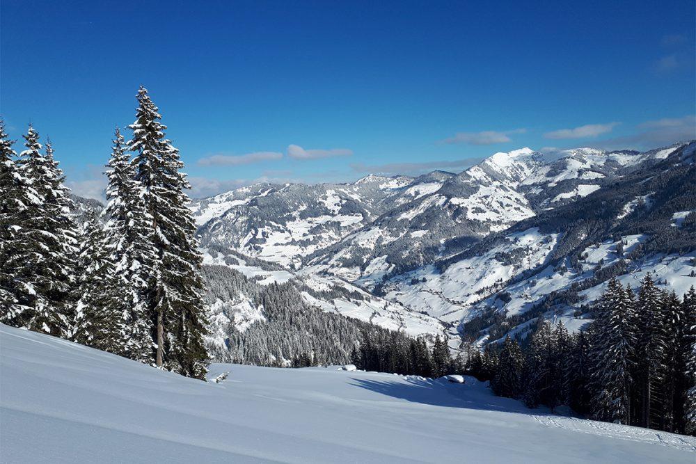 Schnupper Skitour mit BERG-GESUND
