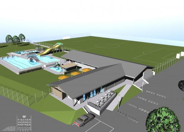 Neues Freizeitzentrum im Großarltal