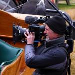 Kameramann Gerald hat alles bestens im Blick