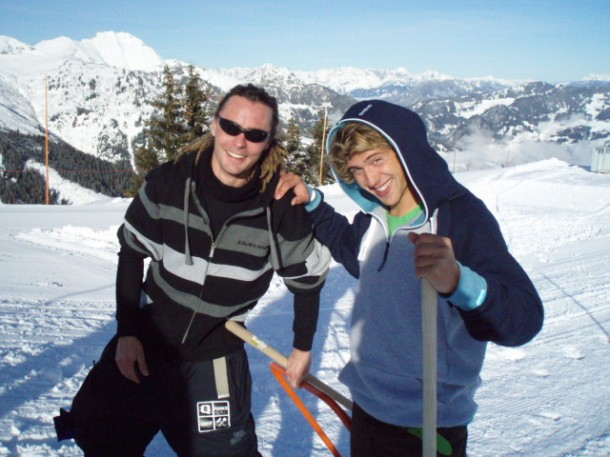 Shaper Kristian und Phil