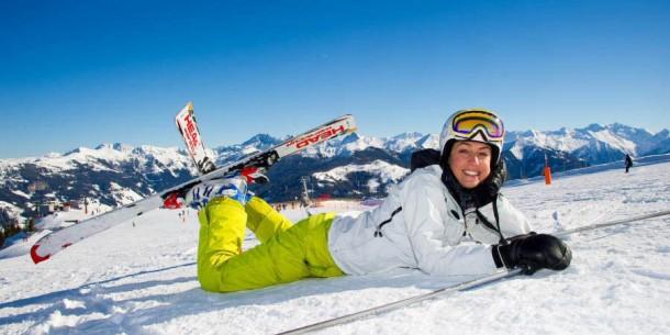 Skispaß gibt´s bei der Lady-Skiwoche zukünftig für Frauen und Männer ;-)