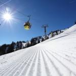 Ein Skikerikimorgen wie aus dem Bilderbuch