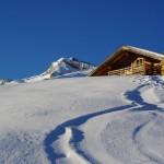 Skitour Keeskogel - Modereggalm