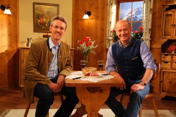 Meine Wenigkeit im Interview mit TV-Moderator Michael Harles