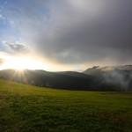 Nach Regen folgt Sonne ...