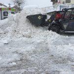 Täglich grüßt das Murmeltier - Schneeverliefern alle Tage