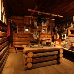 Talmuseum - Holzknechtstube