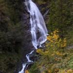 Am Kreealmwasserfall