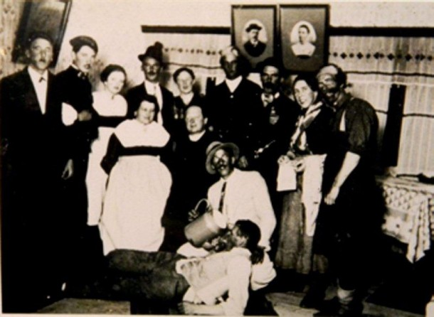 Theatergruppe 1931