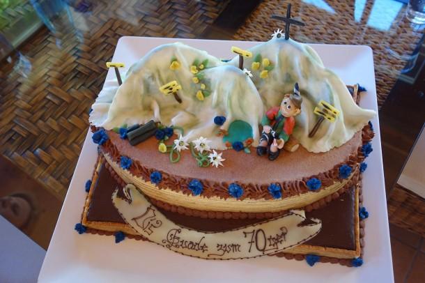 Geburtstagstorte 1