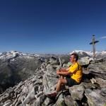 Gipfelglück am Weinschnabel