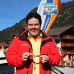 Alois Holzer - mit dem Schlüssel für das richtige Wetter