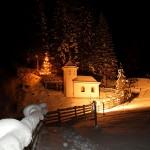 Die Wolfaukapelle in Hüttschlag