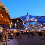 Marktplatz in Großarl