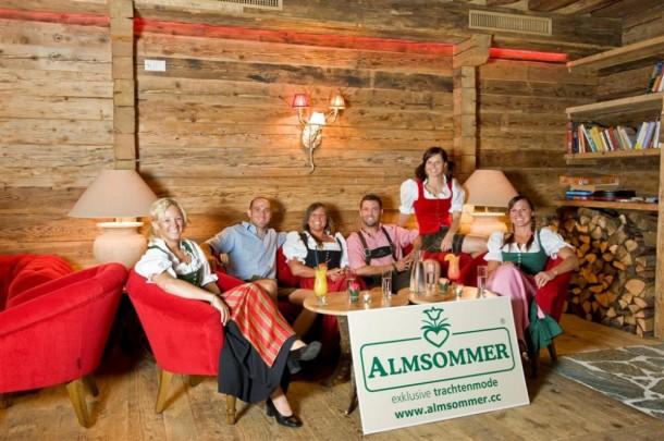 Michi Kirchgasser, Toni Unterkofler, Manuela Riegler, Andi Prommegger, Anna Fenninger, Claudia Riegler
