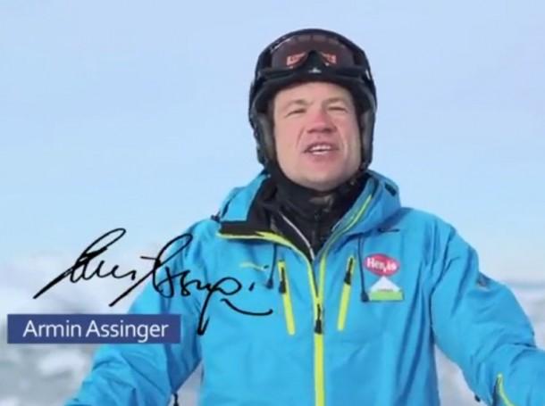 Armin Assinger im Großarltal