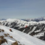 Hubschrauberbergung im alpinen Gelände