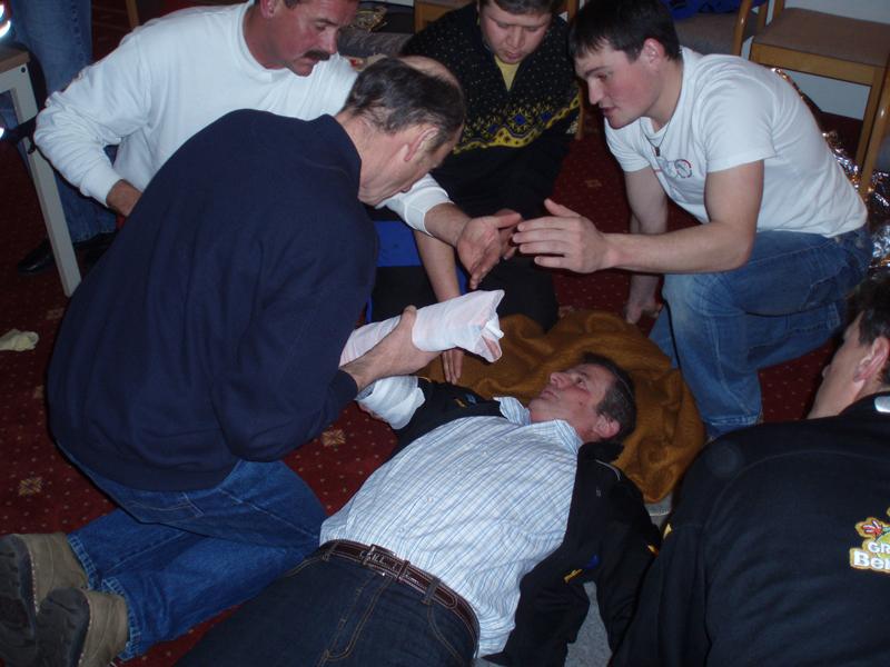 Ausbildung zum Pistenrettungsprofi