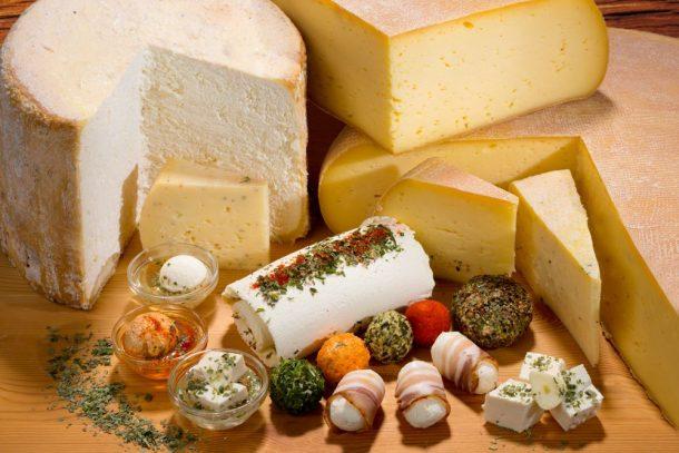 Käse aus der GenussRegion Großarltaler Bergbauernkäse