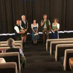 Heimatleuten Präsentation im Kino vom Hotel Moar Gut - © ServusTV