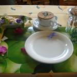 Ein herrlich gedeckter Tisch