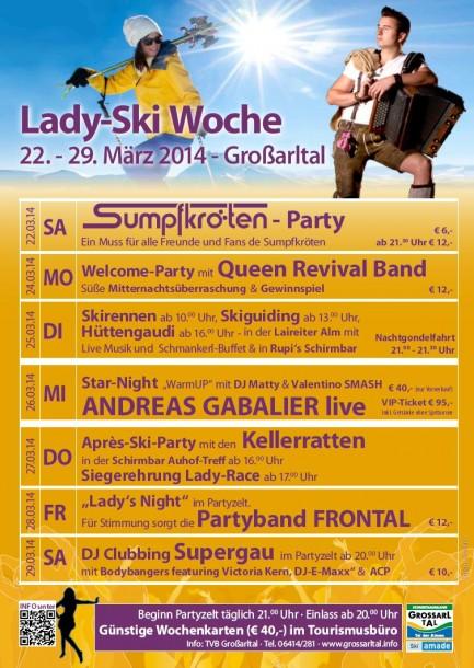 Programm Ladyskiwoche