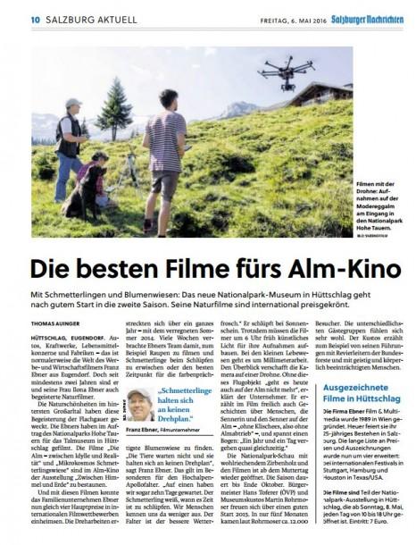 Bericht: Die besten Filme fürs Alm-Kino