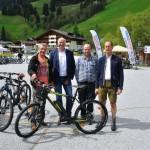Der Gemeindebauhof bekommt ein E-Bike