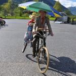 Großarl fährt Rad...