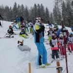 Skirennen der Volksschule Großarl