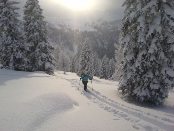 Skitour im Großarltal