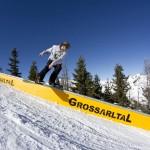 Der Funpark Großarltal präsentiert sich von seiner besten Seite