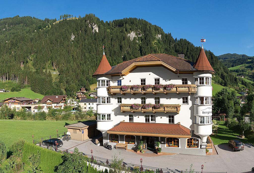 hotel_bergzeit, Großarl