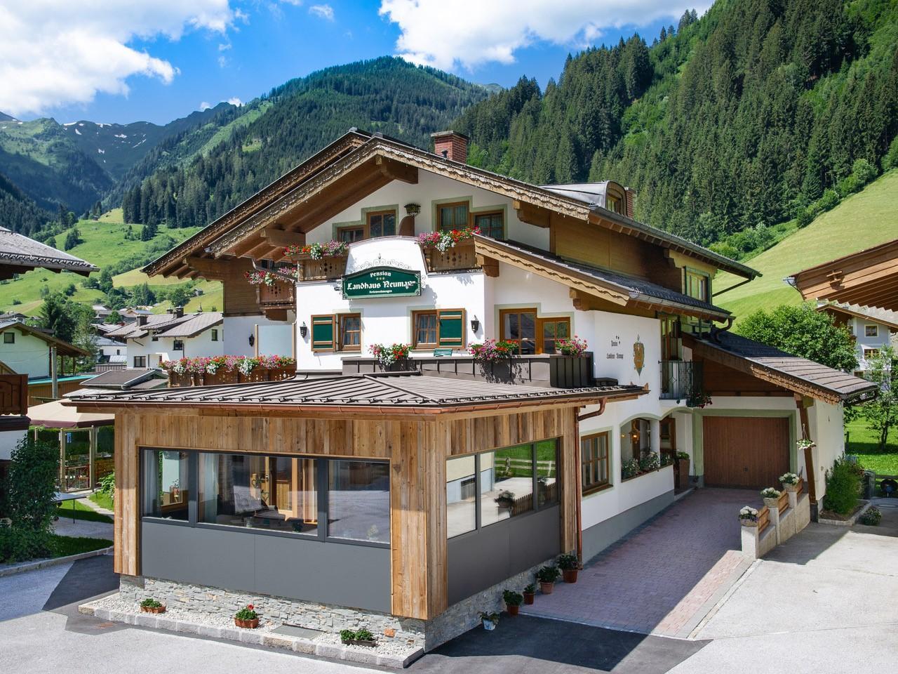 hotel_pension_neumayr, Großarl