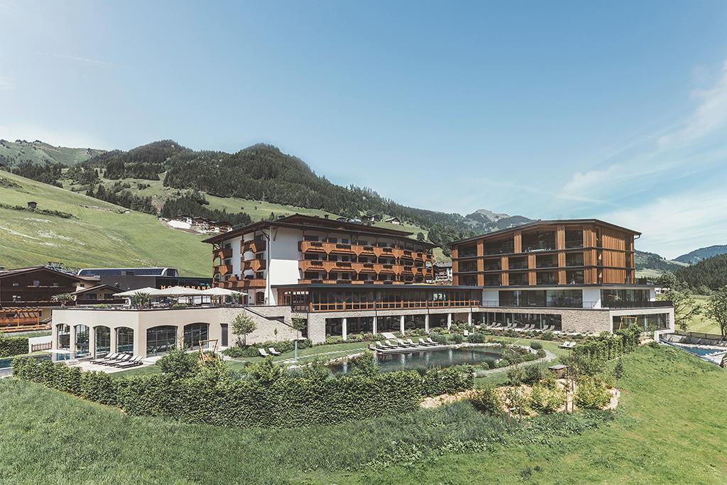 hotel_nesslerhof, Großarl