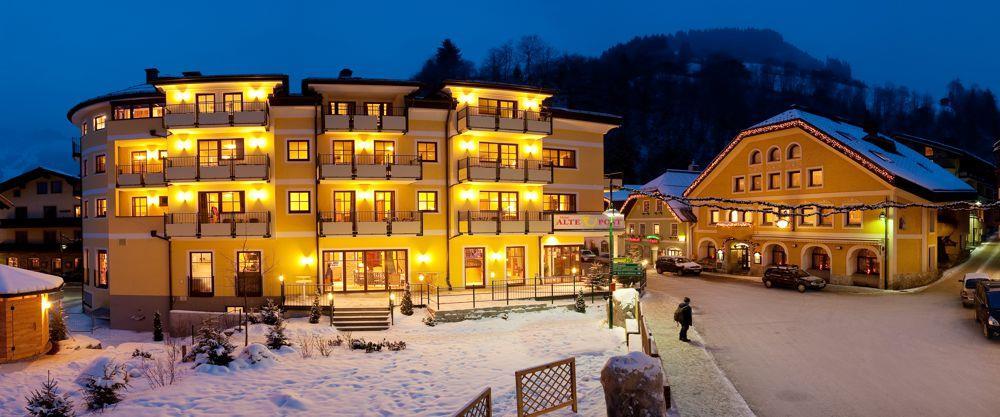 hotel_alte_post, Großarl