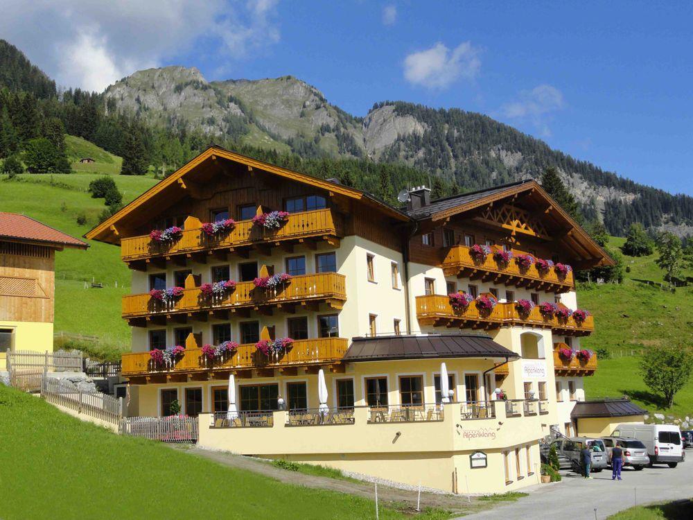 hotel_berggasthaus_alpenklang, Großarl