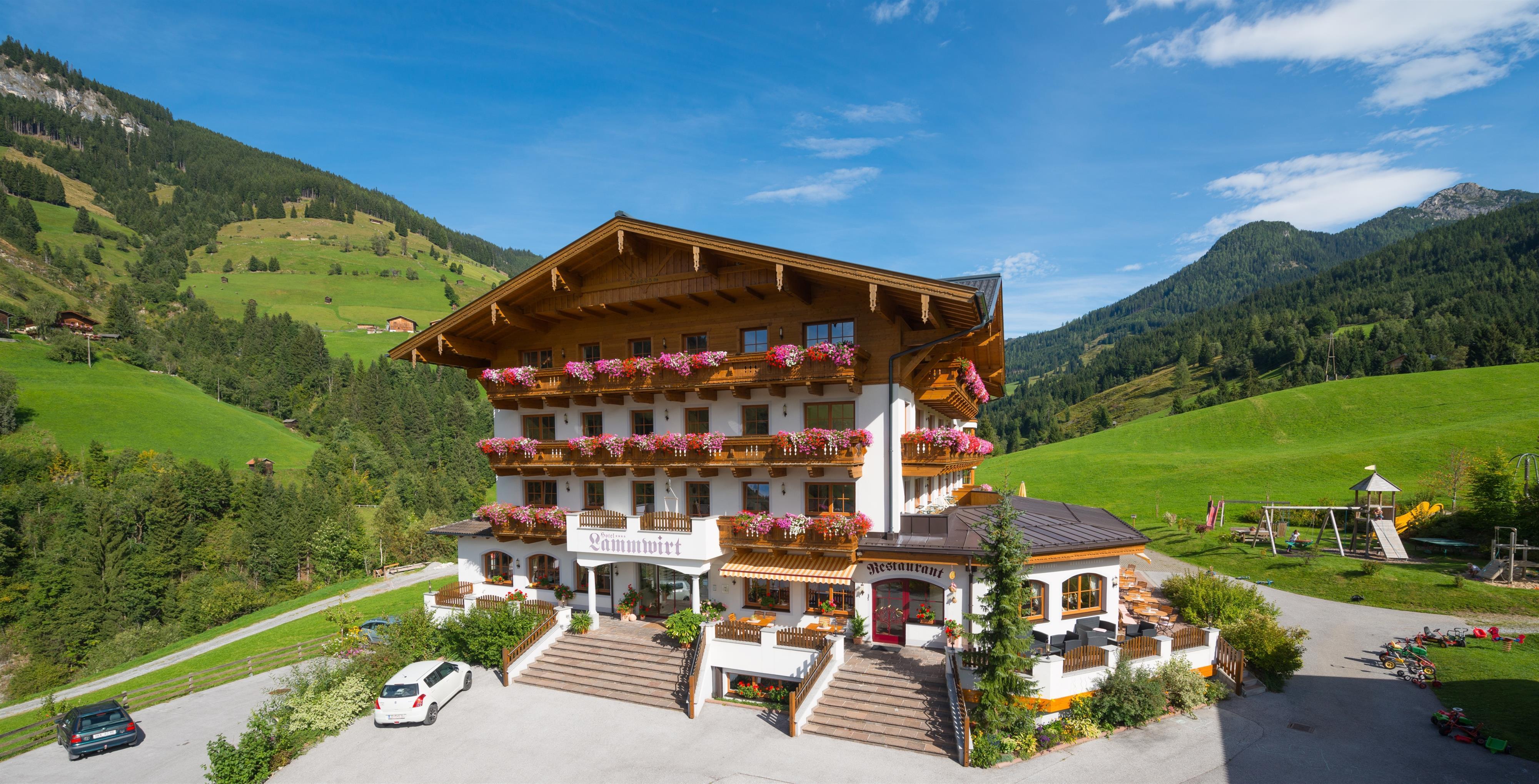 hotel_lammwirt, Großarl