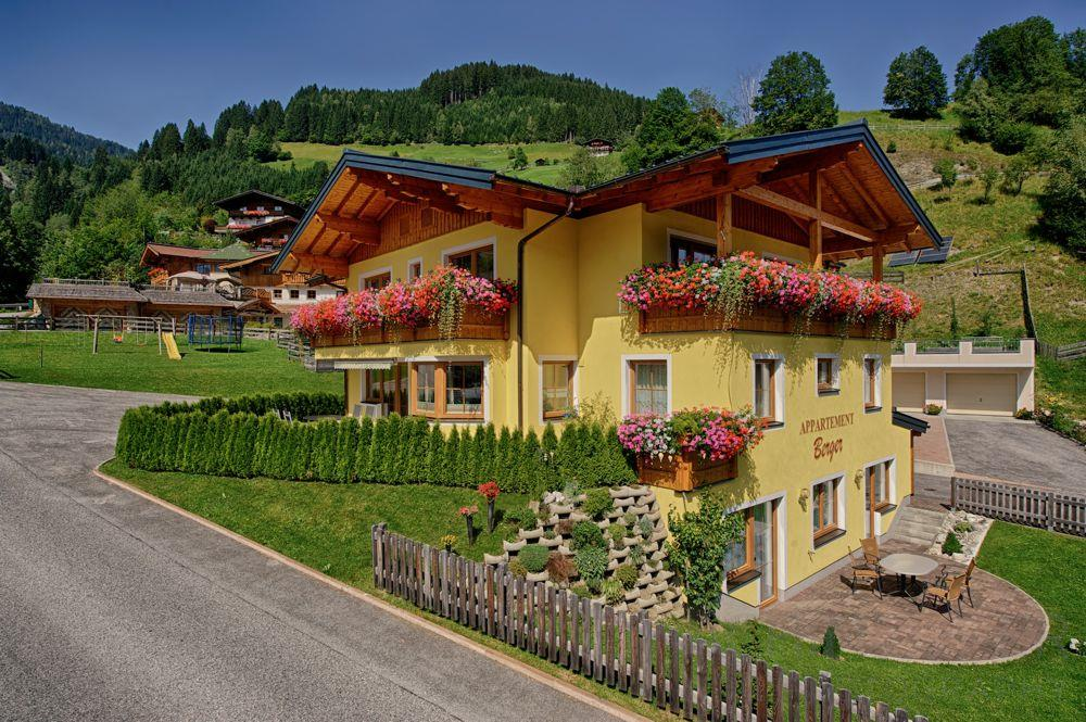 appartementhaus_berger, Großarl